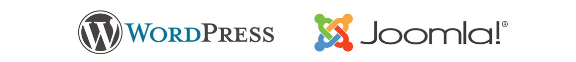 WordPress Joomla CMS
