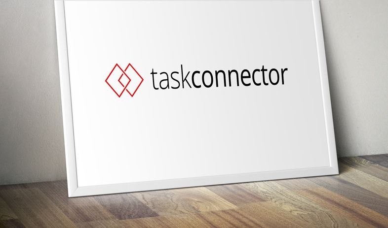 Taskconnector Logo Design